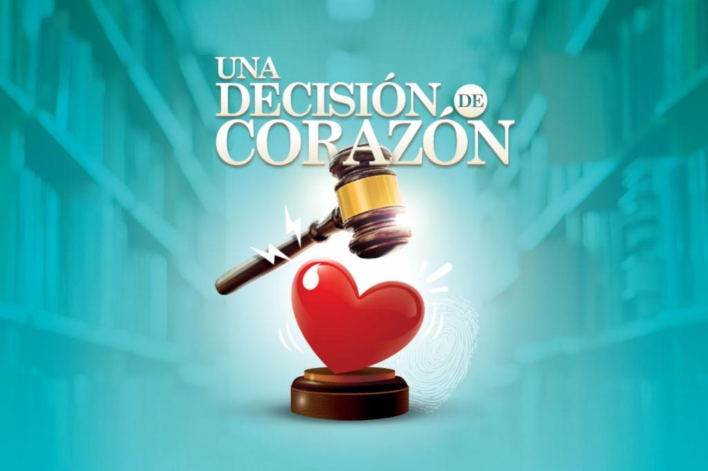 Una decisión de corazón